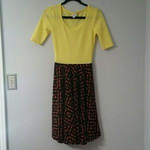 """NWOT Lularoe """"Nicole"""" dress"""